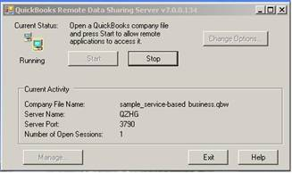 Using QuickBooks Remotely – QODBC com Tools for QuickBooks