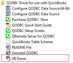 64 Bit Driver Setup – QODBC com Tools for QuickBooks
