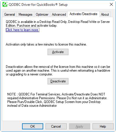 How to install QODBC Driver for QuickBooks – QODBC com Tools
